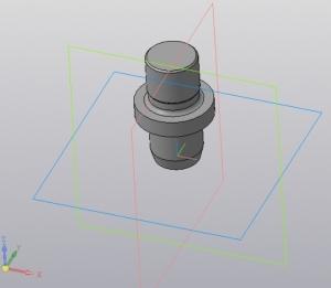 11. 3D-модель пальца