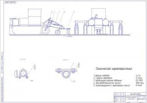 1.Культиватор (Сборочный чертеж (формат А1)