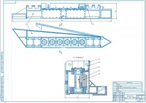 1.Виброплита в сборе машины ВПО-3000М А1