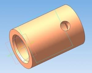 14.3D-модель опоры