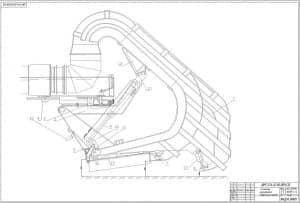 1.Сборочный чертеж установки газопровода