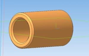 15.3D-модель втулки