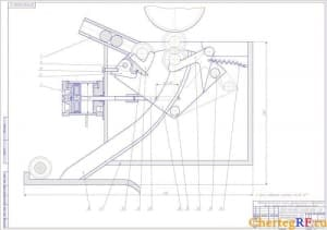 Чертежи автомат линии механической обработки вала КПП