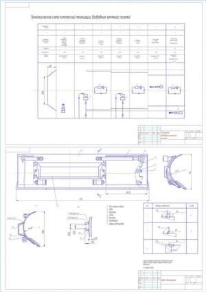 2.Технология возведения земляного полотна и сборочный чертеж отвала автогрейдера А1
