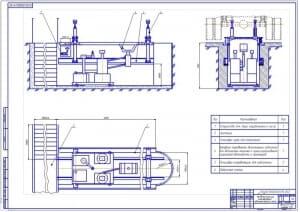 2.Пост технического обслуживания автотракторного парка (формат А1)