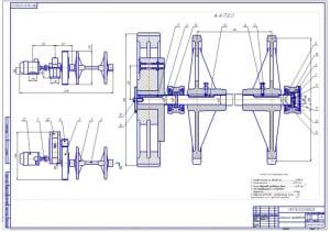 2.Приводная станция в сборе (формат А1)