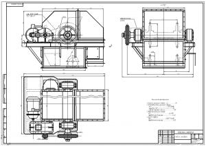 2.Сборочный чертеж головки с приводом А1
