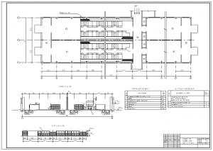 2.План свинарника для проведения опоросов на 120 мест А1