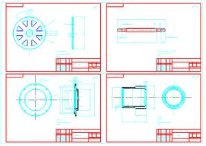 3.Рабочие чертежи деталей А1