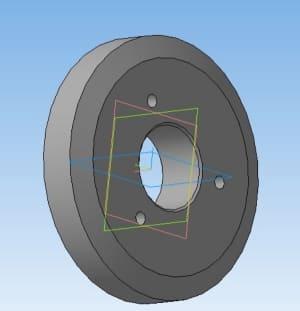 36.3D-модель колеса