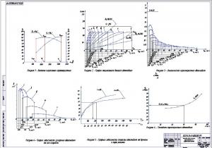 3.Графики тягового расчета А1 автомобиля