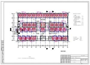 4.План 1 этажа здания гаража-стоянки А2