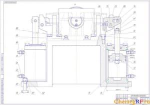 5.СБ фрезерного приспособления 2-ой лист (формат А1)