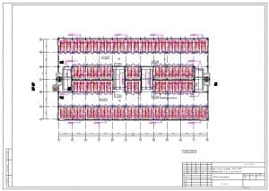 5.План 2 этажа гаража А2
