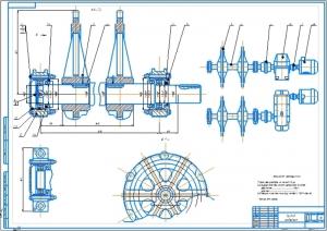 5.Привод конвейера в сборе А1