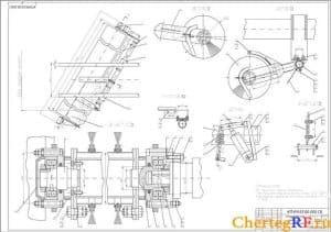 Щеточное оборудование (формат А1)
