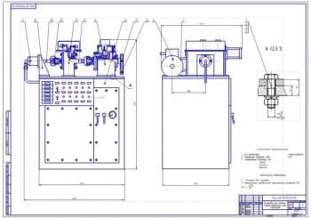 Cтенд для контроля системы зажигания – муфты стартера