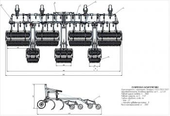 Модернизация конструкции культиватора фрезерного универсального модели КФУ-7,8