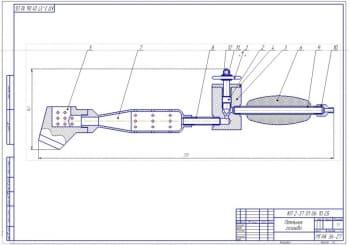 Устройство конструкции газового паяльника