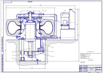 """Стенд для монтажа и демонтажа колес автомобиля """"Белаз"""" с разработкой 3D-моделей, разработка конструктивной части"""