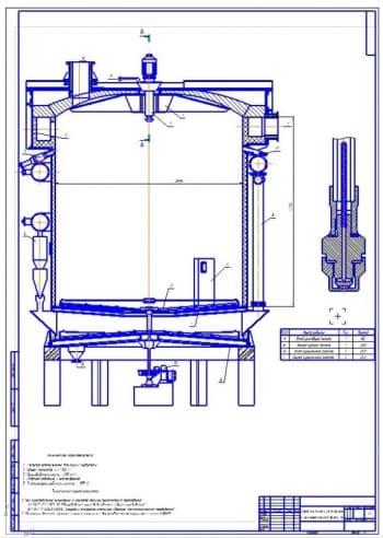 Сушильная установка для сушки сыворотки и получения сухого молока