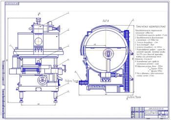 Автомат ДН1-3-63 для наполнения банок жидкими пищевыми продуктами