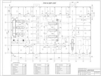 Проект автотранспортного предприятия на 120 грузовых автомобилей