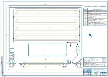 Проект АТП и производственной базы по ремонту грузовых автомобилей