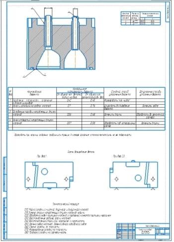 Дефектация и ремонт головки цилиндров КамАЗ-740