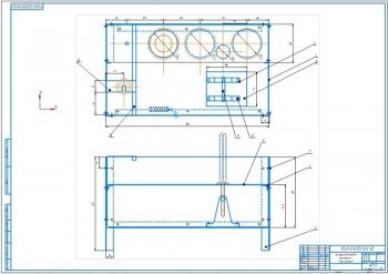 Конструктивная разработка устройства приспособления для ремонта термостата