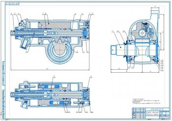Рулевое управление: рулевой механизм и привод