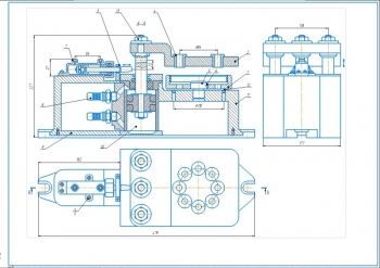 Проектирование кондуктора для сверления