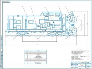 Модернизация трехроторного снегоочистителя ЭСО-3 для очистки путей от глубоких снежных заносов