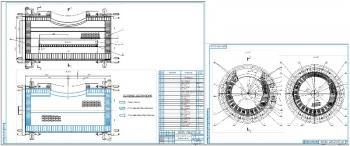 Проект конвертера КГ-40 с разработкой отделения конвертирования медных штейнов