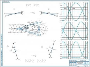 Проект шарнирно-рычажного механизма компрессора