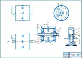 Модернизация гребневой сеялки с высевающими аппаратами