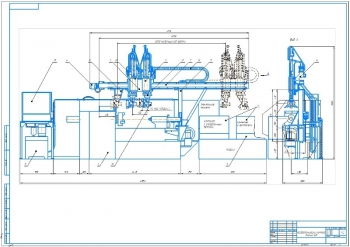 Модернизация главного привода РТК на базе станка КА280