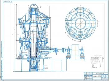 Чертежи дробилки ККД-900-140