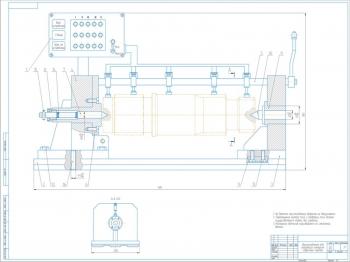 Приспособление для активного контроля диаметров цилиндрических деталей
