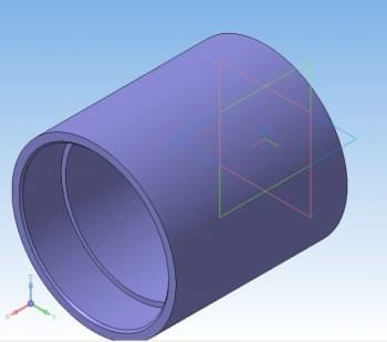 13.3D-модель корпуса