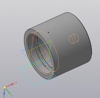 13. 3D-модель корпуса