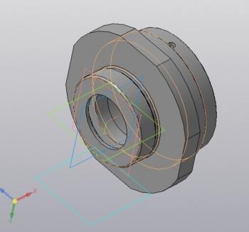 14. 3D-модель крышки