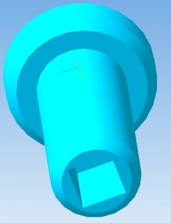15.Маховичок в 3D-моделировании