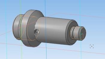15.3D-модель золотника