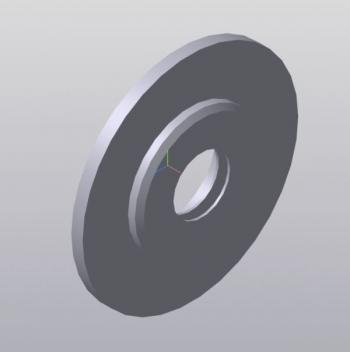 3D-модель крышки