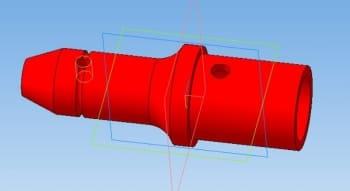 17.3D-модель головки отвертки