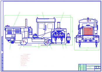 Модернизация шпалоподбивочной машины ШПМ-02