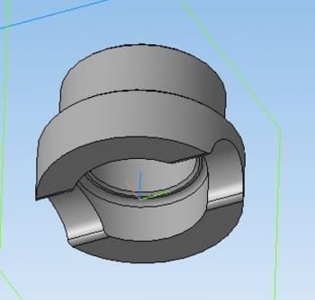 20.3D-модель втулки