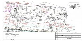 Проект газоснабжения придорожного кемпинга
