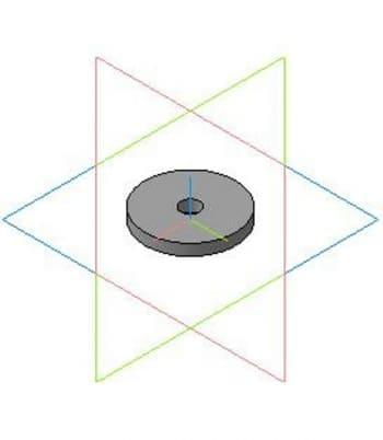 Деталировочный уплотнения в 3D формате
